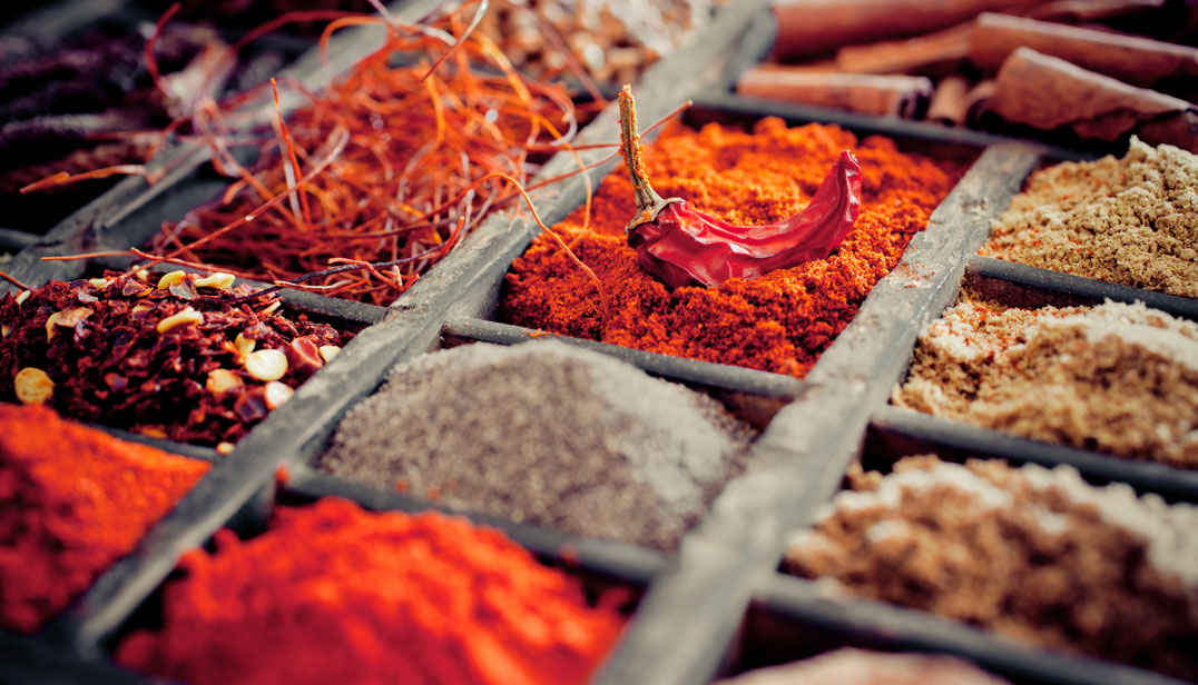 Indian Spices Exporter from India